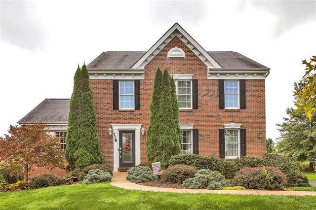 118 Williams Pt, Forward Twp - But, PA 16033 (MLS #1525258) :: The SAYHAY Team
