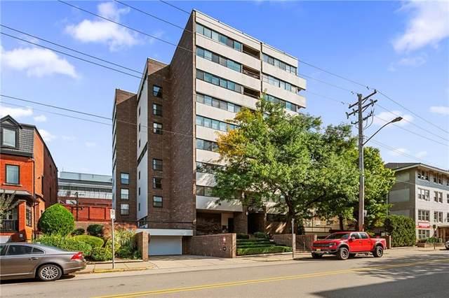 333 S Highland Ave #601, Shadyside, PA 15206 (MLS #1525376) :: Dave Tumpa Team