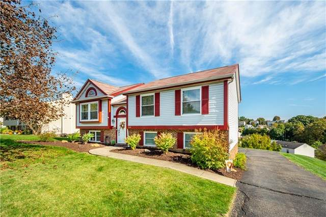208 Briar Path, North Fayette, PA 15126 (MLS #1525588) :: Broadview Realty