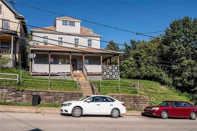 507 Gaskill Ave, Jeannette, PA 15644 (MLS #1525737) :: Dave Tumpa Team
