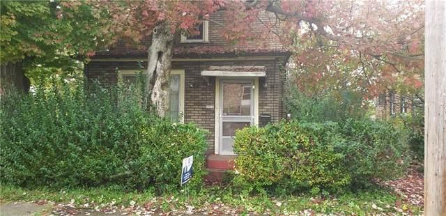 1046 Wallis Ave, Farrell, PA 16121 (MLS #1525761) :: Dave Tumpa Team