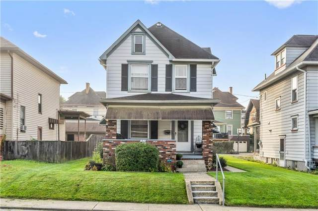 183 Clay St, Rochester, PA 15074 (MLS #1525844) :: Dave Tumpa Team