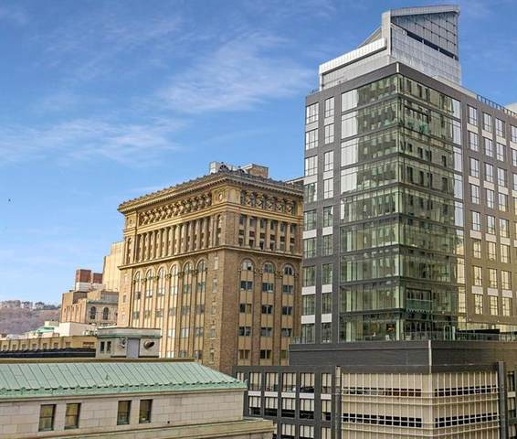 350 Oliver Avenue #806, Downtown Pgh, PA 15222 (MLS #1525944) :: The SAYHAY Team