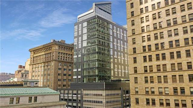 350 Oliver Avenue #808, Downtown Pgh, PA 15222 (MLS #1525948) :: The SAYHAY Team