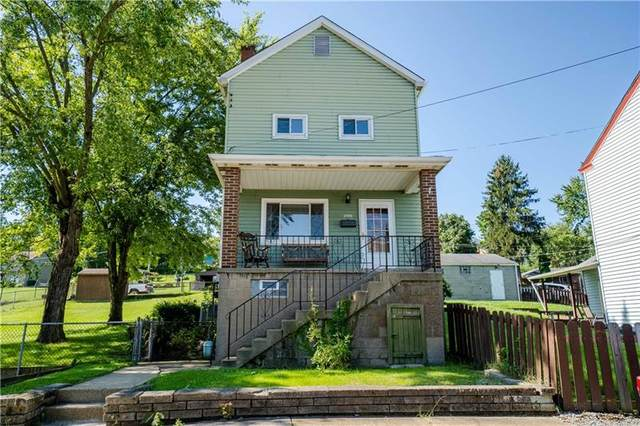 3106 Mission St, South Side, PA 15203 (MLS #1526075) :: The SAYHAY Team