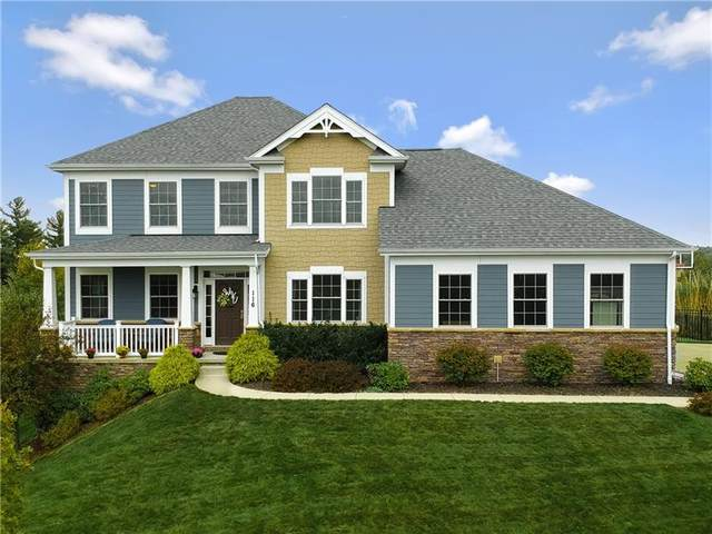 116 Vista Ridge Lane, Adams Twp, PA 16059 (MLS #1526104) :: Dave Tumpa Team