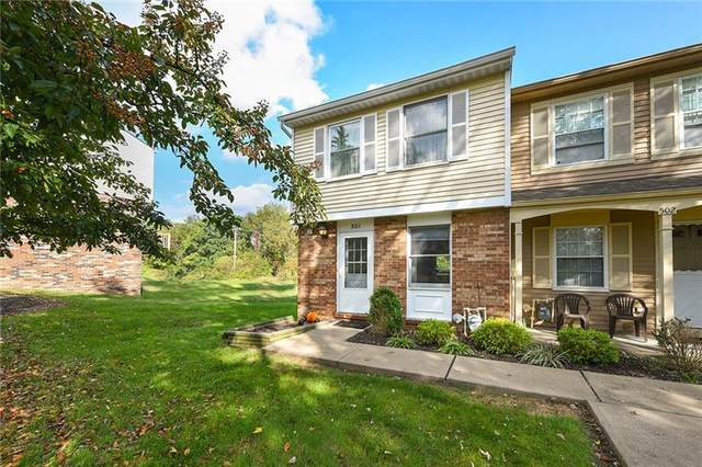 501 Bonnie Brae Dr, Moon/Crescent Twp, PA 15108 (MLS #1526246) :: Broadview Realty