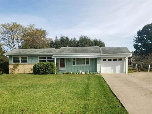 29 Shady Dr, White Twp - Ind, PA 15701 (MLS #1526261) :: Dave Tumpa Team