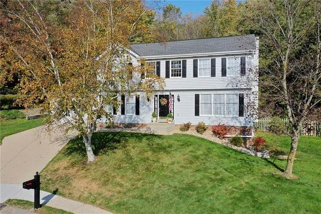 318 Winchester Court, Cranberry Twp, PA 16066 (MLS #1526262) :: Broadview Realty