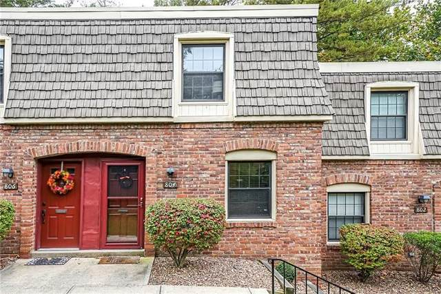 804 Carriage Circle, Pennsbury, PA 15205 (MLS #1526269) :: Broadview Realty