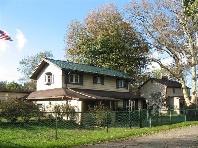 86 Dark Avenue, Connellsville, PA 15425 (MLS #1526336) :: Broadview Realty