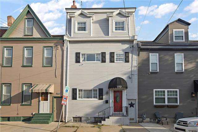 2323 Jane St, South Side, PA 15203 (MLS #1526363) :: The SAYHAY Team