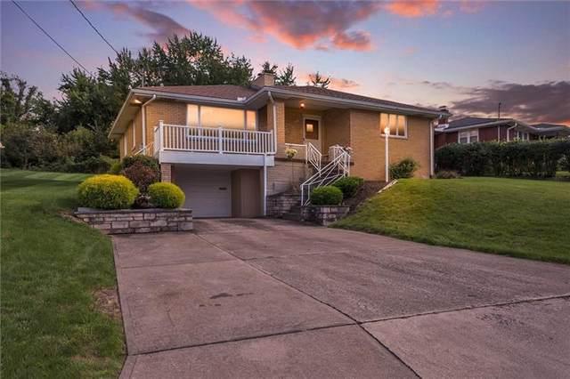 1547 Oneida Dr, Jefferson Hills, PA 15025 (MLS #1526419) :: Broadview Realty