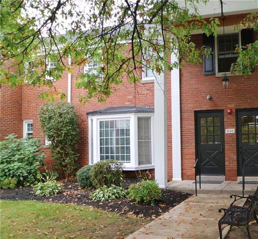 846 Thorn St #71, Sewickley, PA 15143 (MLS #1526437) :: Broadview Realty