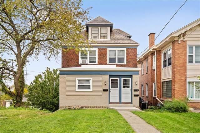 2923 Brownsville Road, Brentwood, PA 15227 (MLS #1526458) :: Broadview Realty