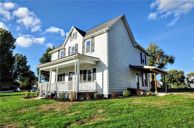 721 Fayette Ave, Belle Vernon -  Fay, PA 15012 (MLS #1526462) :: Broadview Realty