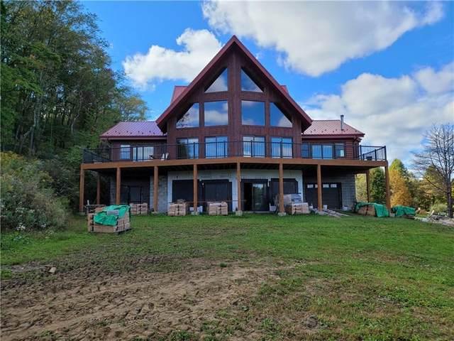 607 Hopewell Rd, Saltlick Twp, PA 15490 (MLS #1526513) :: Broadview Realty