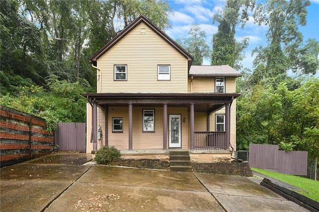 51 Radnor Ave, Forest Hills Boro, PA 15221 (MLS #1526536) :: Broadview Realty