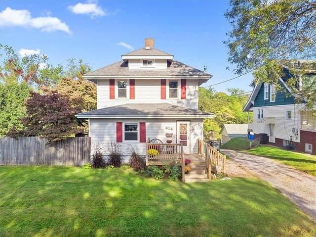 414 Prospect St, Baden, PA 15005 (MLS #1526572) :: Broadview Realty