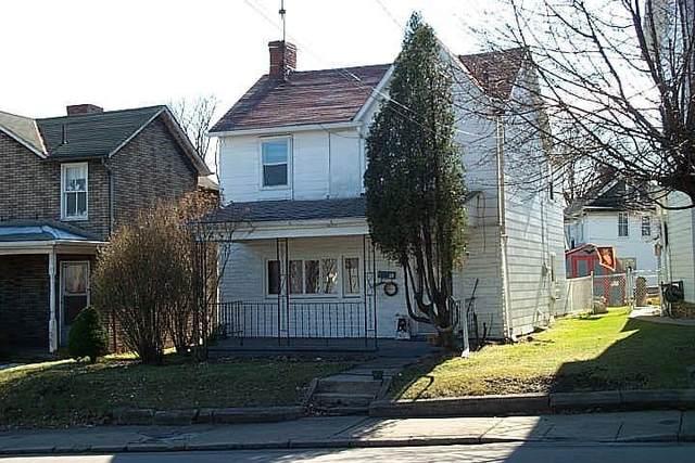 10 E Berkeley, Uniontown, PA 15401 (MLS #1526626) :: Broadview Realty