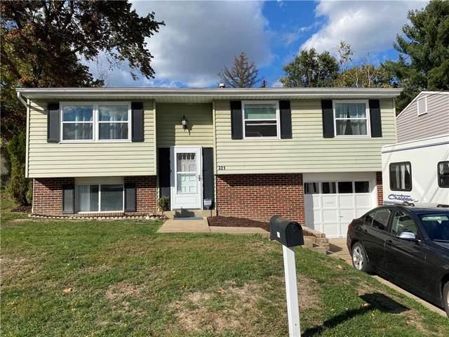 321 Marshall Dr, Penn Hills, PA 15235 (MLS #1526636) :: Broadview Realty