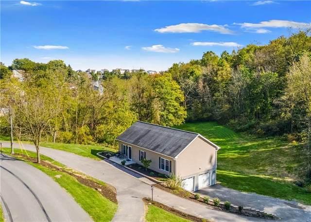 718 Dutch Hill Rd, South Fayette, PA 15071 (MLS #1526658) :: Broadview Realty