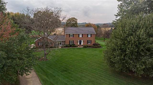 208 Greenbriar Dr, Cranberry Twp, PA 16066 (MLS #1526669) :: Broadview Realty