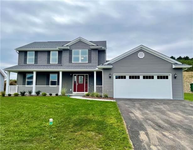 116 Lentz Rd., Unity  Twp, PA 15650 (MLS #1526671) :: Broadview Realty