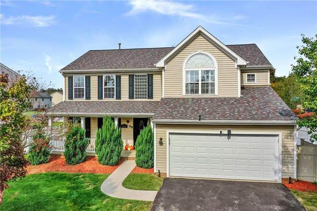218 Dupont Dr, North Fayette, PA 15057 (MLS #1526678) :: Broadview Realty