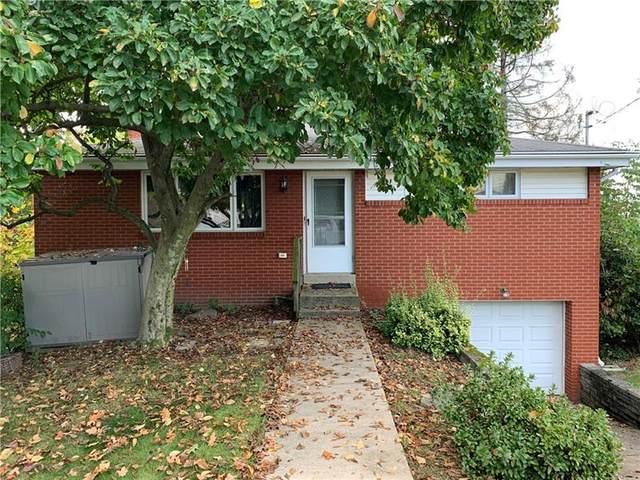 123 Eakin Ave, Ross Twp, PA 15214 (MLS #1526692) :: Broadview Realty