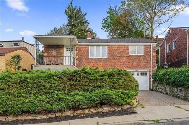 541 Beaufort, Brookline, PA 15226 (MLS #1526697) :: Broadview Realty