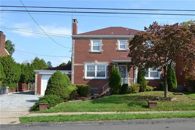 214 Wilkins Ave, Chalfant Boro, PA 15112 (MLS #1526717) :: Broadview Realty