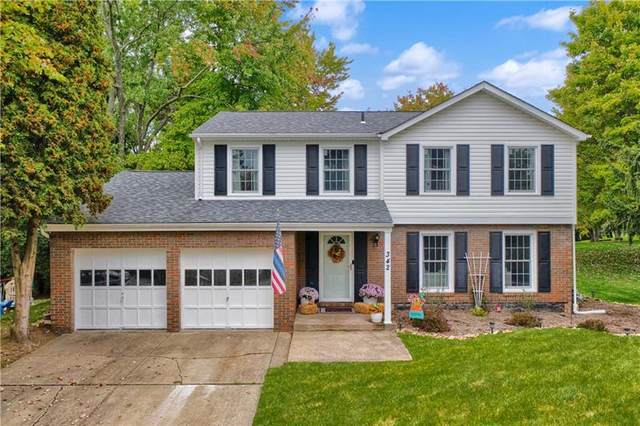 342 Bauer Dr, Mccandless, PA 15090 (MLS #1526719) :: Broadview Realty