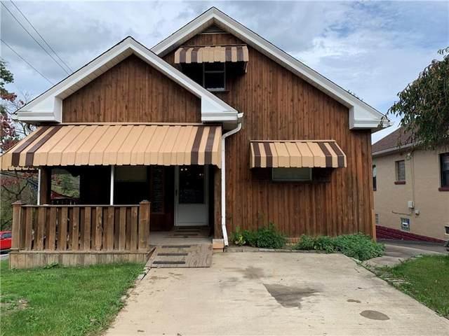 4037 Miller St, Wilkins Twp, PA 15221 (MLS #1526720) :: Broadview Realty