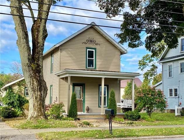 132 S Franklin Street, Cochranton Boro, PA 16314 (MLS #1526732) :: Dave Tumpa Team