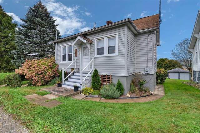 167 Wylie Ave, Canonsburg, PA 15363 (MLS #1526746) :: Dave Tumpa Team