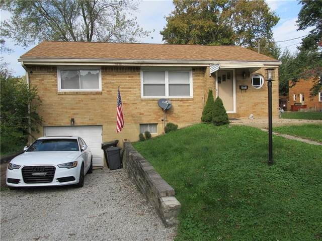 4064 Hart Ct, Murrysville, PA 15668 (MLS #1527146) :: Dave Tumpa Team