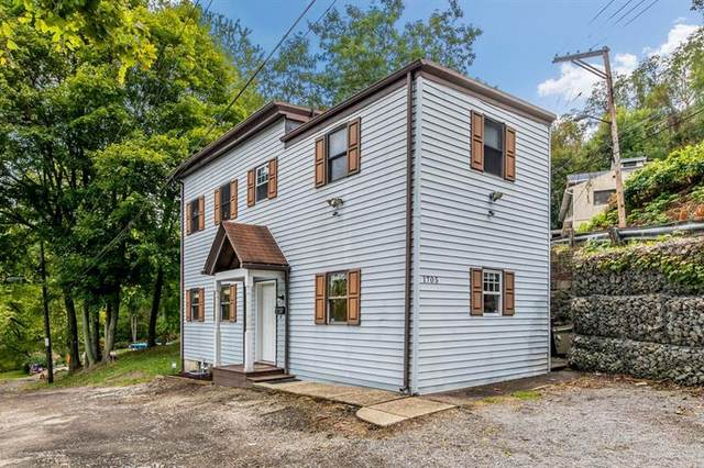 1705 Marcus Way, South Side, PA 15210 (MLS #1527153) :: Dave Tumpa Team