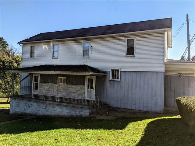124 Chartiers Road, Jefferson/Mather, PA 15344 (MLS #1527422) :: Dave Tumpa Team