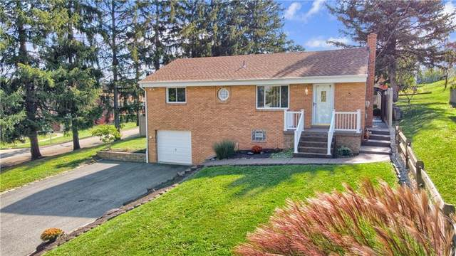 101 Starling Dr, Kennedy Twp, PA 15136 (MLS #1527690) :: Dave Tumpa Team