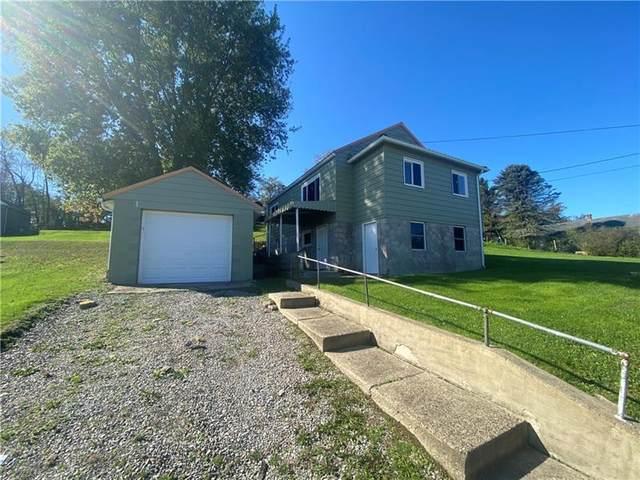 46 School Street, Clarksville, PA 15322 (MLS #1527691) :: Dave Tumpa Team