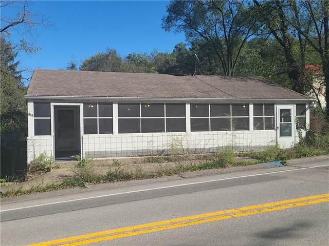 815 S Central Ave, North Strabane, PA 15317 (MLS #1527709) :: Dave Tumpa Team