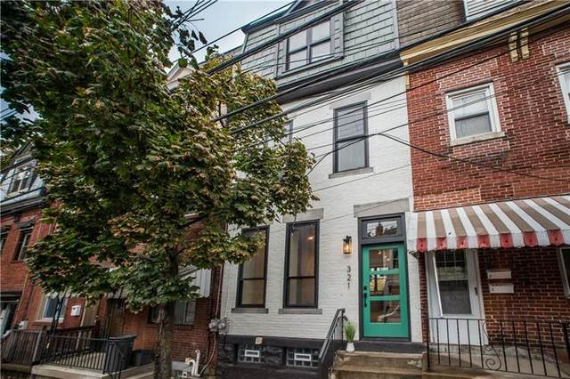 321 37th St, Lawrenceville, PA 15201 (MLS #1527748) :: The SAYHAY Team