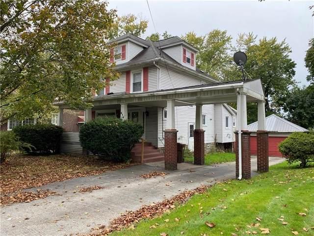 814 Park Ave, Farrell, PA 16121 (MLS #1527775) :: Dave Tumpa Team