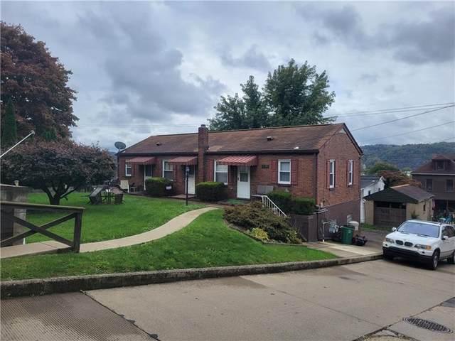 1799 N Walnut St, Ambridge, PA 15003 (MLS #1527817) :: Dave Tumpa Team