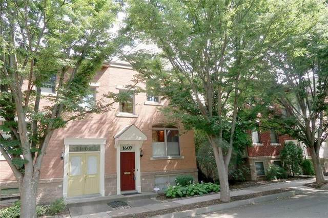 1607 Merriman Ct, South Side, PA 15203 (MLS #1527847) :: Dave Tumpa Team