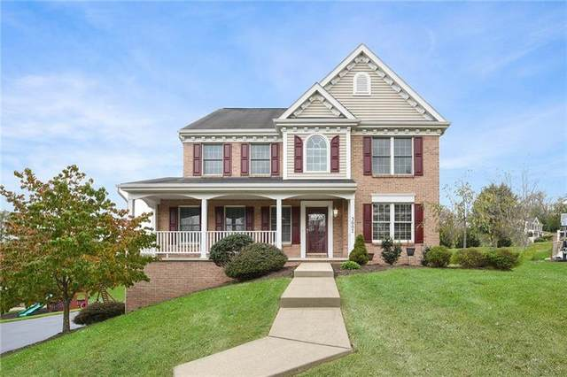 3007 Willowbrook Dr, South Fayette, PA 15017 (MLS #1527951) :: Dave Tumpa Team