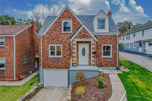 3611 Shadewell Ave., Brentwood, PA 15227 (MLS #1527969) :: Dave Tumpa Team