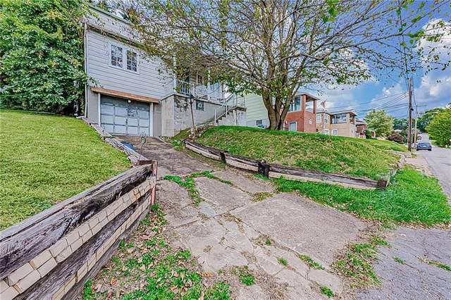 607 Beech St, West Mifflin, PA 15122 (MLS #1527989) :: Dave Tumpa Team