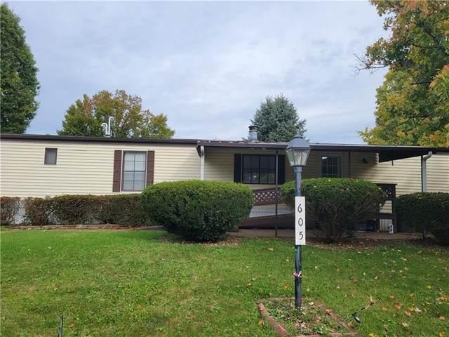 605 Pike Drive, Cranberry Twp, PA 16066 (MLS #1528075) :: Dave Tumpa Team